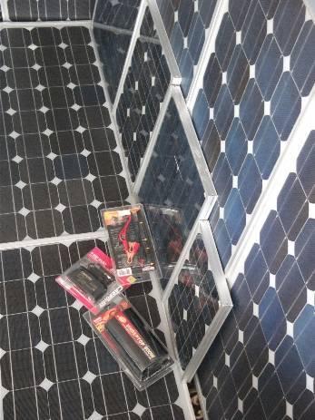 Российские солнечные батареи купить | Солнечные батареи ...